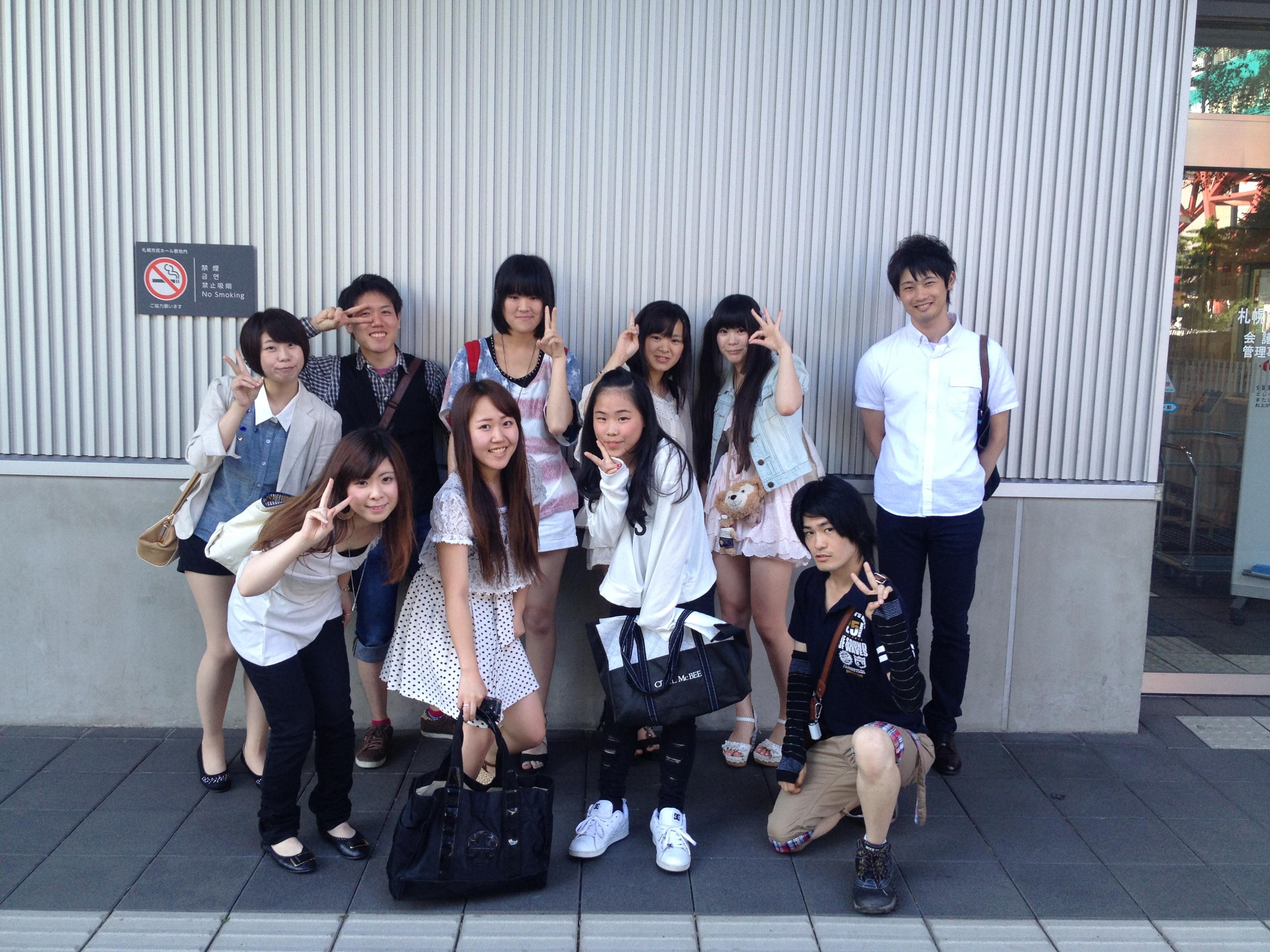 北海道で芸能界を目指す若者が集う【プロスタ交流会】第一回無事終了